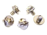 Screws No6-32 X 4mm Long - Pack Of 50 Uk