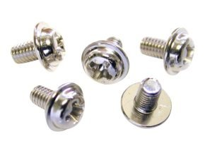Startech M3 Screws X 1/4 Long - 50x PACK