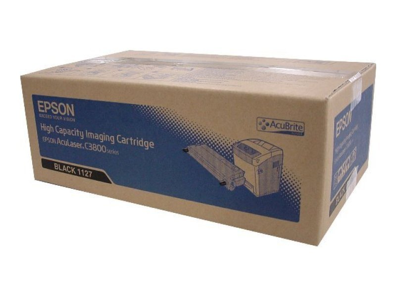 Epson C3800 High Yield Black Laser Toner Cartridge 9500 Pages