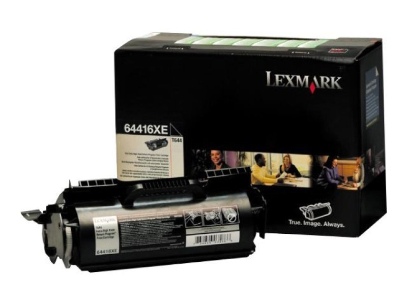 Lexmark T64x 32k Extra High yield Return Toner Cartridge