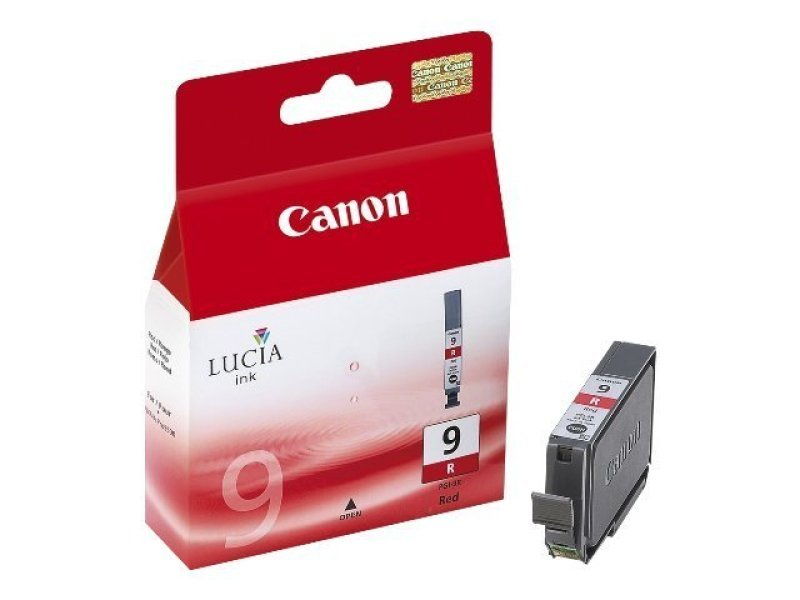 Canon PGI 9R Red Ink Cartridge 1600 Pages