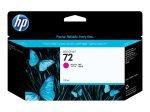 HP 72 Magenta Original Ink Cartridge - High Yield 130ml - C9372A