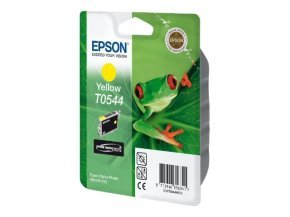 Epson T0544 13ml Pigmented Yellow Ink Cartridge