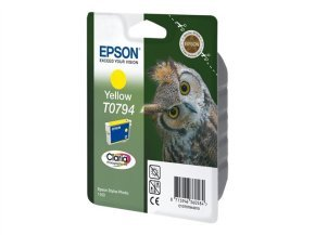 Epson T0794 Yellow Ink Cartridge