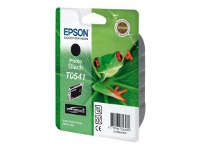 *Epson T0541 13ml Pigmented Photo Black Ink Cartridge