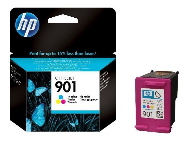 HP 901 Colour Ink Cartridge