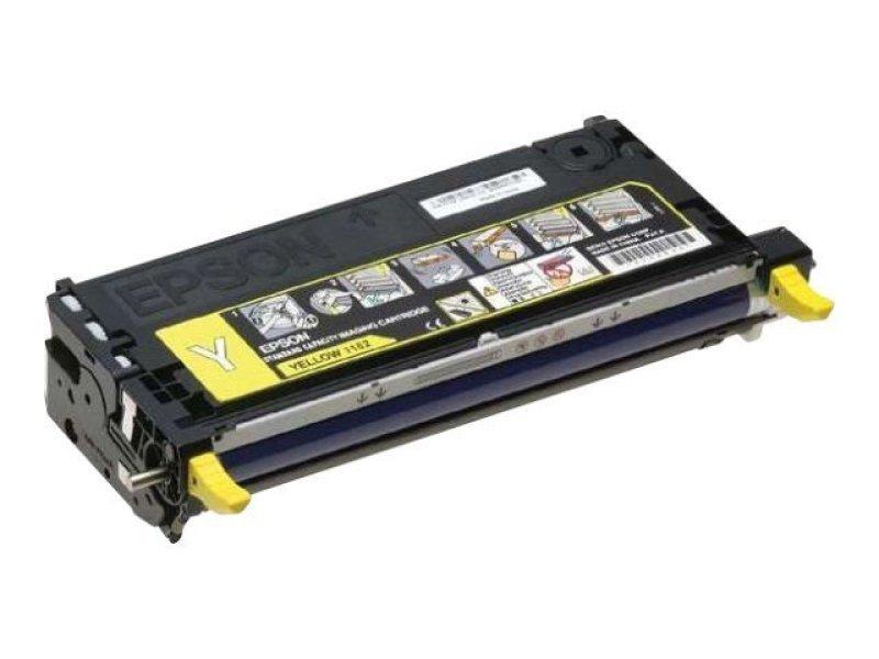 Epson C2800 Yellow Laser Toner Cartridge 2000 Pages