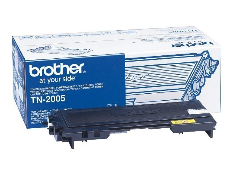 Brother TN2005 Black Toner Cartridge