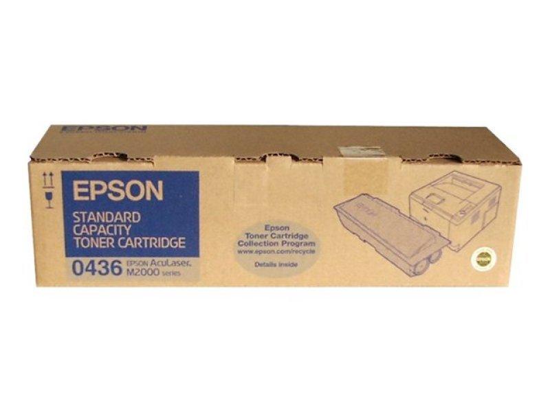 Epson S050436 Black Toner Cartridge