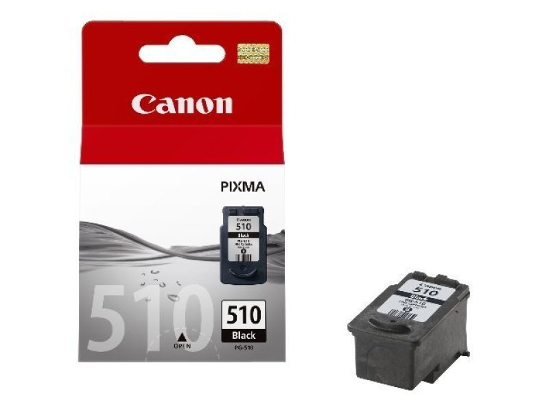 Canon PG 510 Black Ink Cartridge