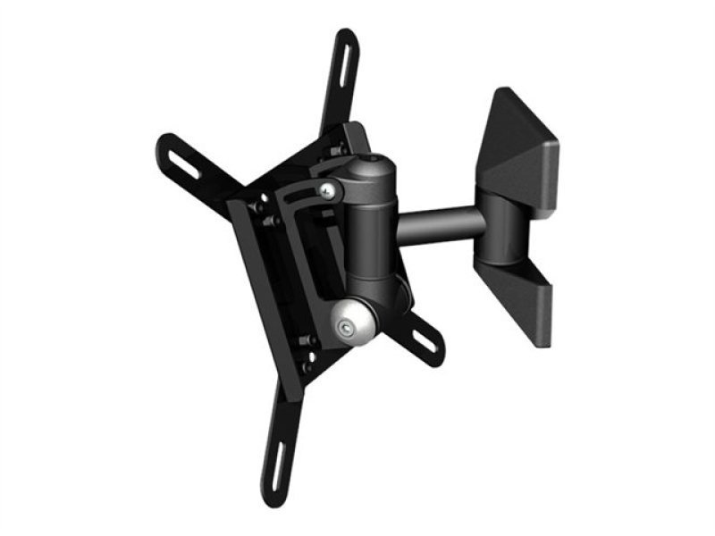 Mountech AJL33B - Mounting kit ( wall mount ) for LCD TV ( Tilt & Swivel ) - black