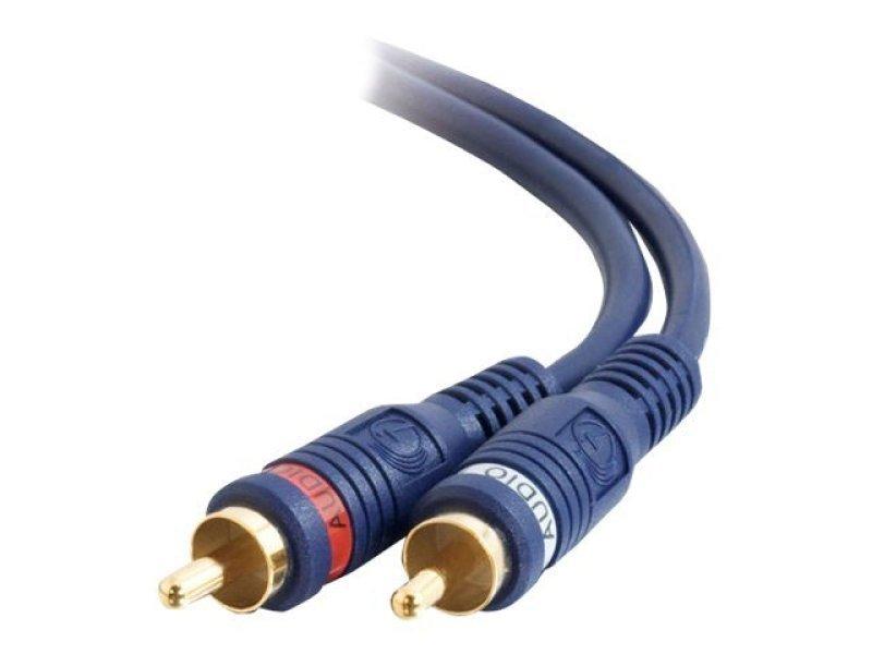 C2G, Velocity RCA-Type Audio Cable, 1m