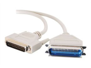 C2G, DB25 Male to C36 Male Parallel Printer Cable, 5m