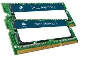 Corsair 16GB (2x8GB) DDR3 1333MHz Mac SODIMM Memory Kit