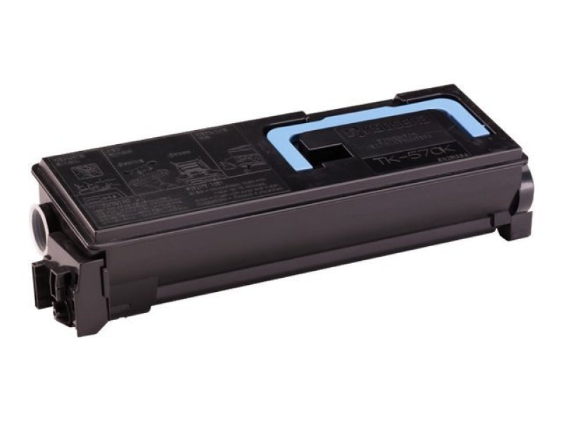 Kyocera TK-570K Black Toner Cartridge - 16,000 Pages