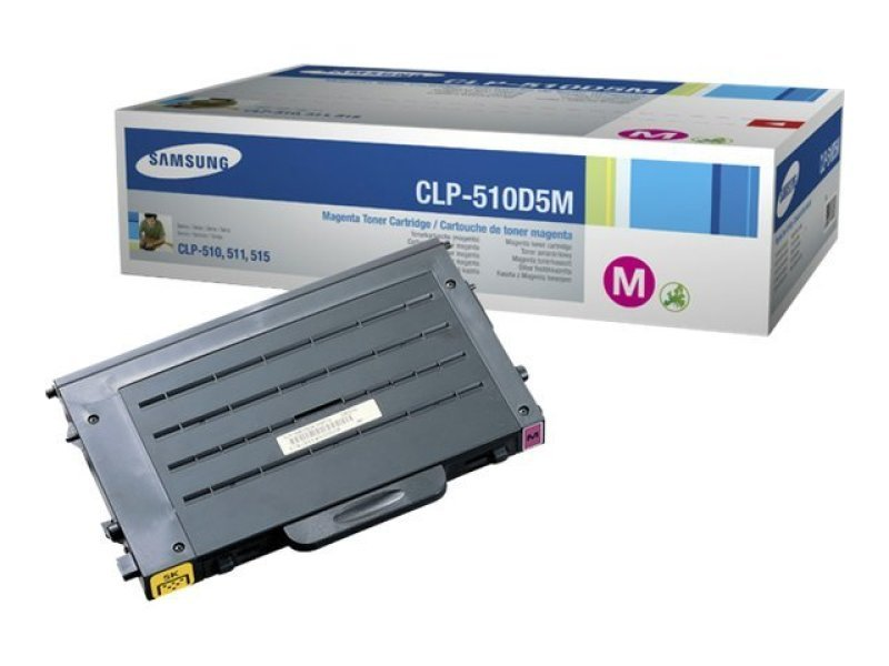 High Yield Magenta Toner For Clp-510 / 510n