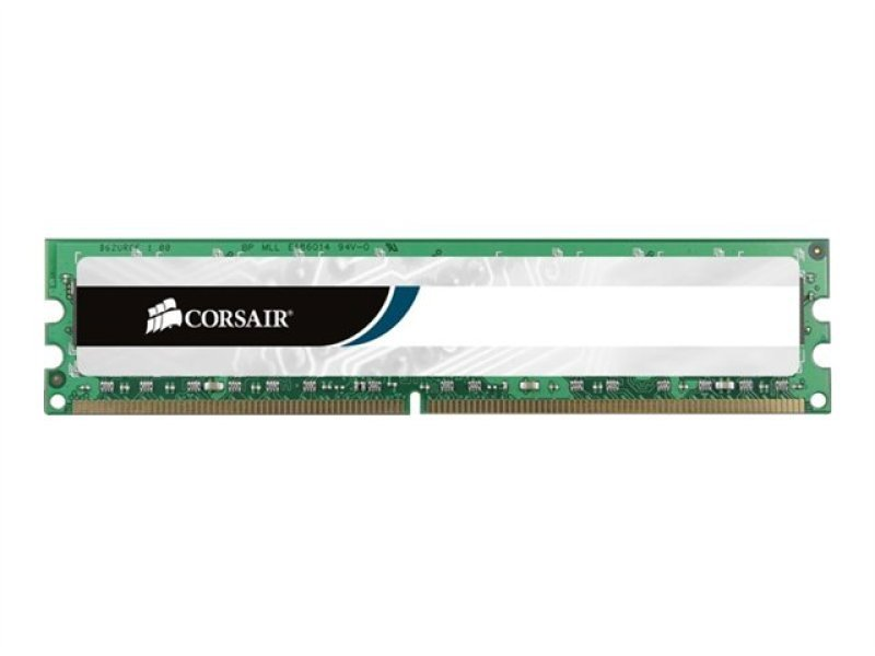 Corsair 2GB DDR3 1333MHz Unbuffered Memory