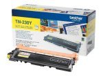 Brother TN-230Y Yellow Toner Cartridge - 1,400 Pages