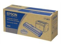 Epson Black Laser Toner Cartridge 1,800 Pages for M1200