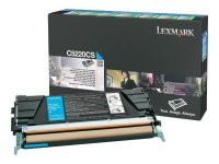 Lexmark Toner cartridge 1 x cyan- 3000 pages