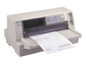 Epson LQ 680Pro B/W Dot-matrix printer