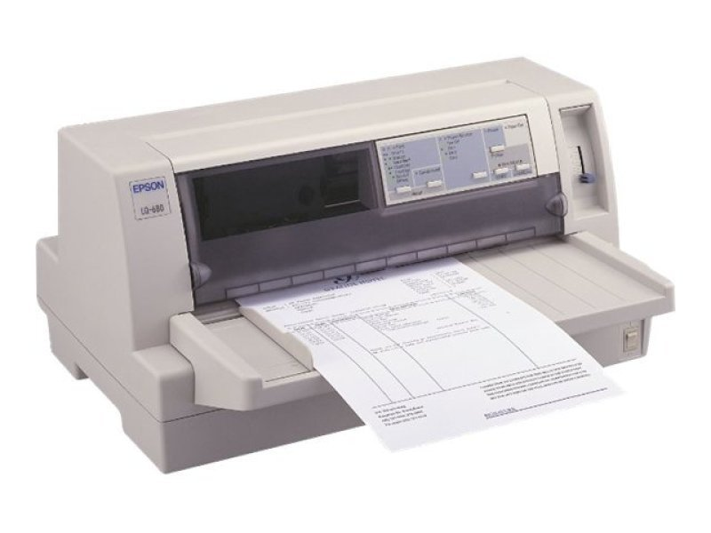Epson LQ 680Pro B/W Dot-matrix printer