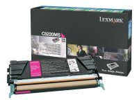 Lexmark Toner cartridge 1 x magenta- 3000 pages