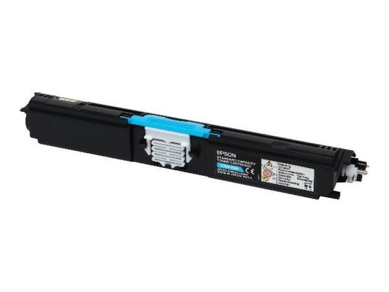 Epson AcuLaser C1600/CX16 Cyan Toner Cartridge Standard Capacity