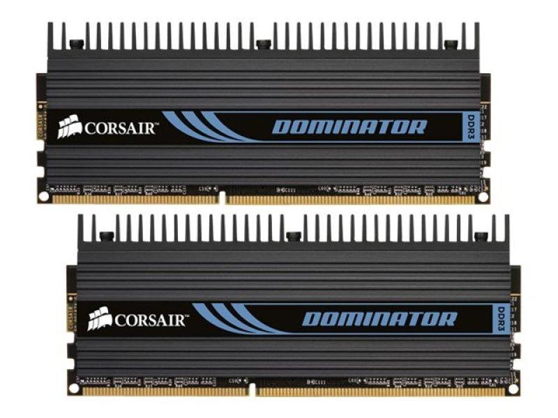 Corsair 8GB DDR3 1600MHz Dominator Memory
