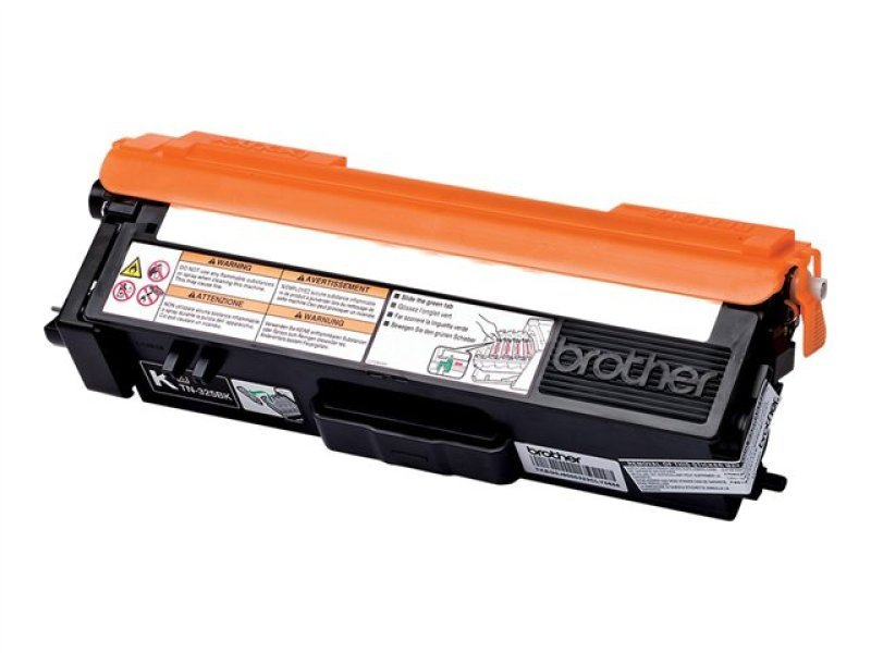 Brother TN-325BK Black Toner Cartridge