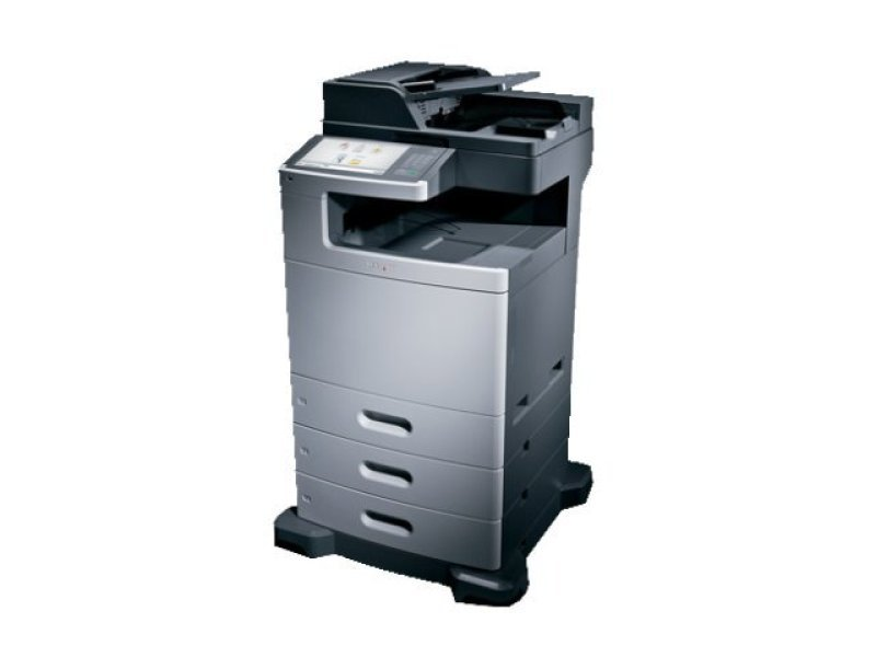 Lexmark X792DTE A4 Colour Network Multifunction Laser Printer
