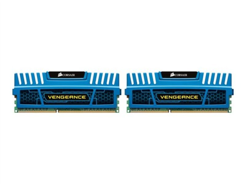 Corsair 4GB DDR3 1600Mhz Vengeance Blue Memory