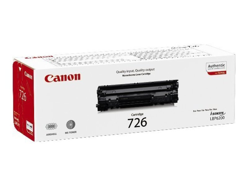 Canon CRG 726 Black Ink Cartridge