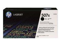 HP 507X Black Toner Cartridge - CE400X
