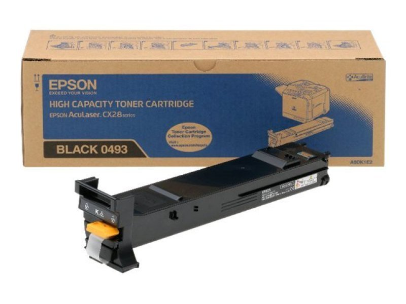 Epson CX28DN Black Toner Cartridge