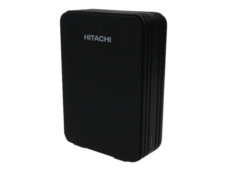 Hitachi 2TB Touro Desktop Hard Drive - USB 3.0 - Black