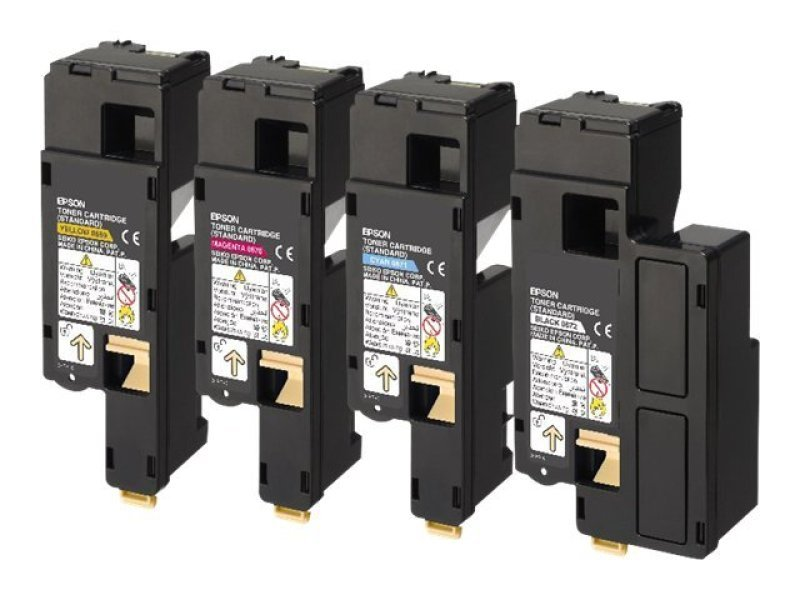 Epson S050669 Yellow Toner Cartridge