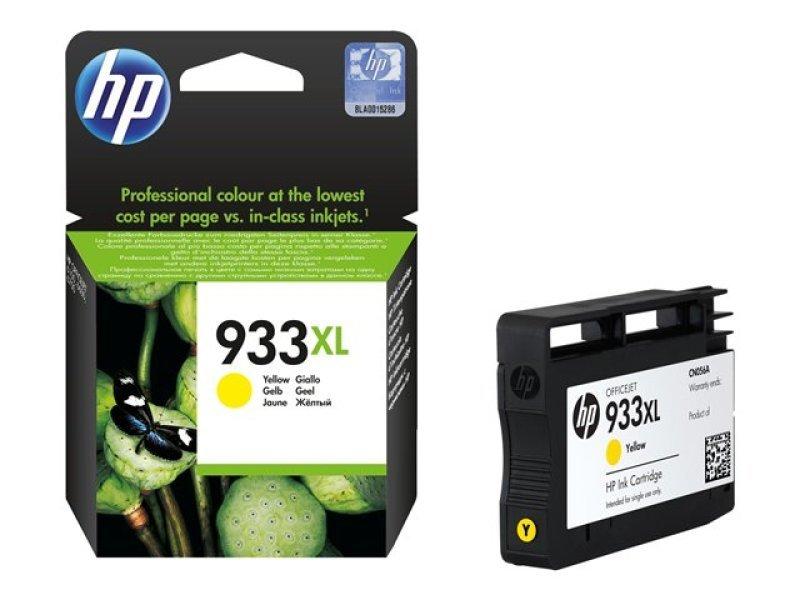 HP 933XL Yellow Ink Cartridge - CN056AE