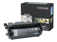 Lexmark - Toner cartridge - 1 x black - 21000 pages - LRP