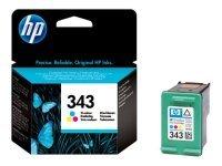 *HP 343 Tricolour Ink Cartridge