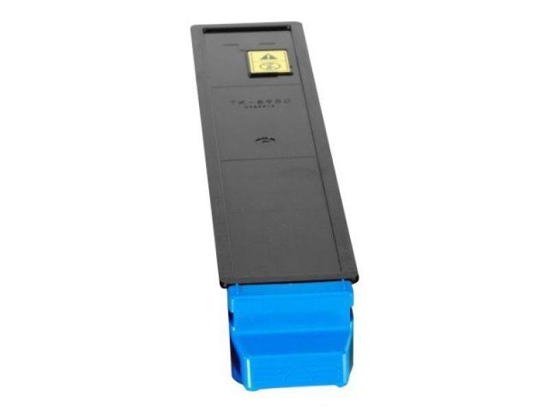 Kyocera TK 895C Cyan Toner Cartridge