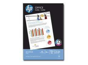HP Office A4 80GSM Printer Paper - 500 Sheets
