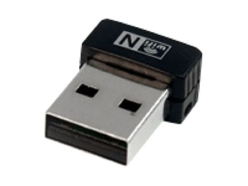 Image of StarTech.com USB 150Mbps Mini Wireless N Network Adapter 802.11n 1T1R