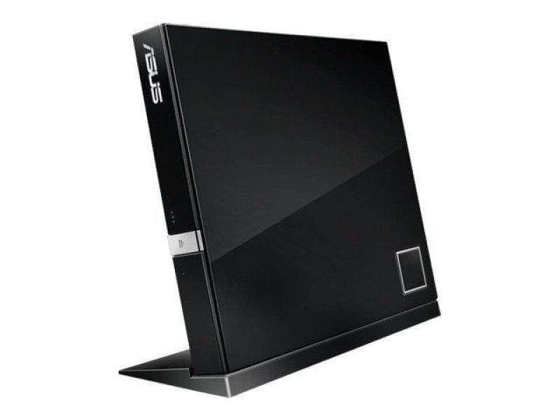 ASUS SBW-06D2X 6x Slim External Blu-Ray Writer