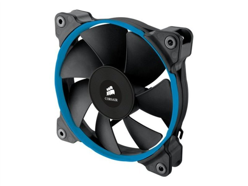 Corsair SP120 120mm Low Noise High Pressure Fan for Radiators Heatsinks Dual Pack