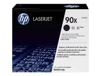 HP 90X Black Dual Pack Toner Cartridge - CE390XD