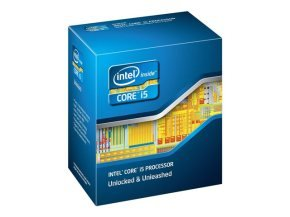 Intel Core i5 3570 3.40GHz Socket 1155 6MB L3 Cache Retail Boxed Processor