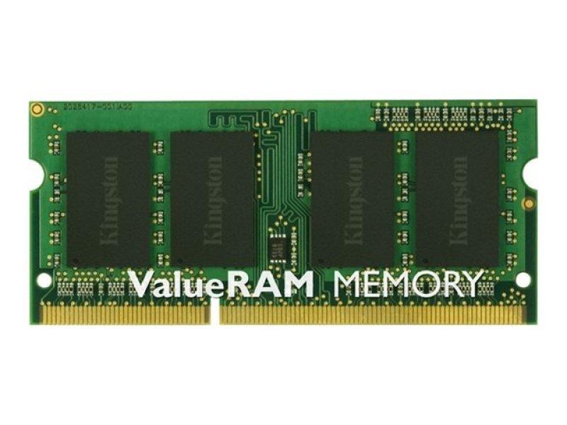 Kingston 8GB DDR3 1600MHz Laptop Memory