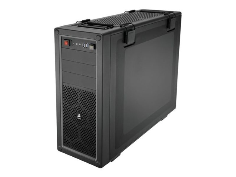 Corsair C70 Vengeance Case - GunMetal Black