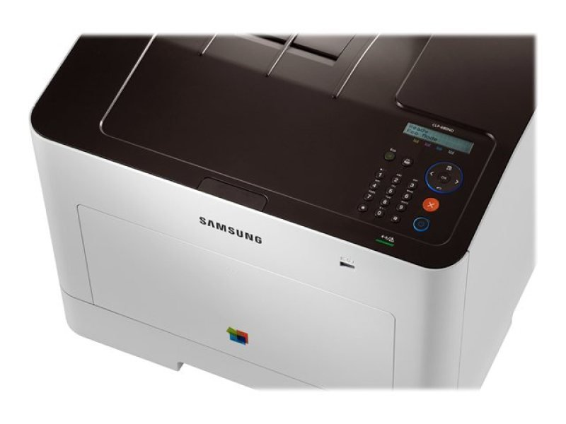 Samsung CLP-680ND Colour Network Duplex Printer